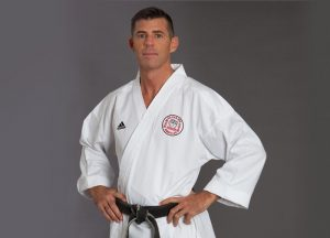GKR Karate International Director of Coaching and Media, Shihan Anthony Ryan