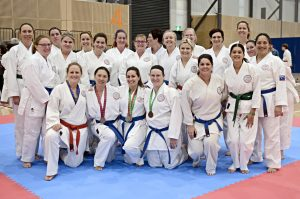 GKR Karate Tournament Competitors 2017 World Cup