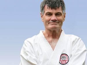 Kancho Robert Sullivan - GKR Karate