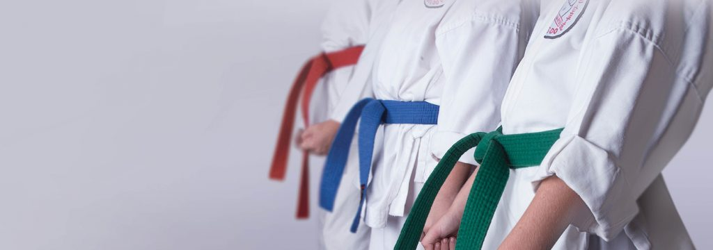 GKR Karate, Karate Belts, Gradings