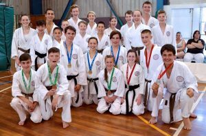 GKR Karate. Strong, Humble, Brave