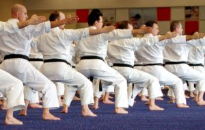 GKR Karate Black Belts