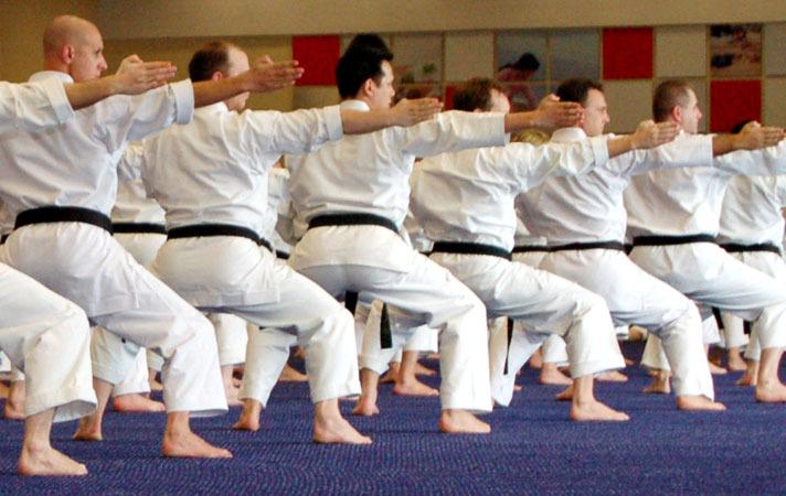 GKR Karate Black Belts