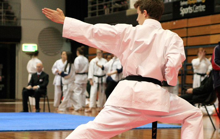 GKR Karate Kata from the World Cup 7