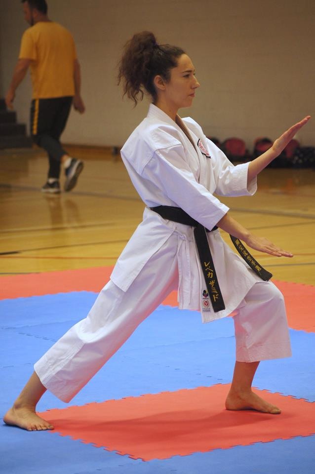 GKR Karate Kata at the NSW Black Belt Open