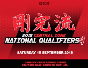 2018 UK Central Zone Regional Titles Flyer