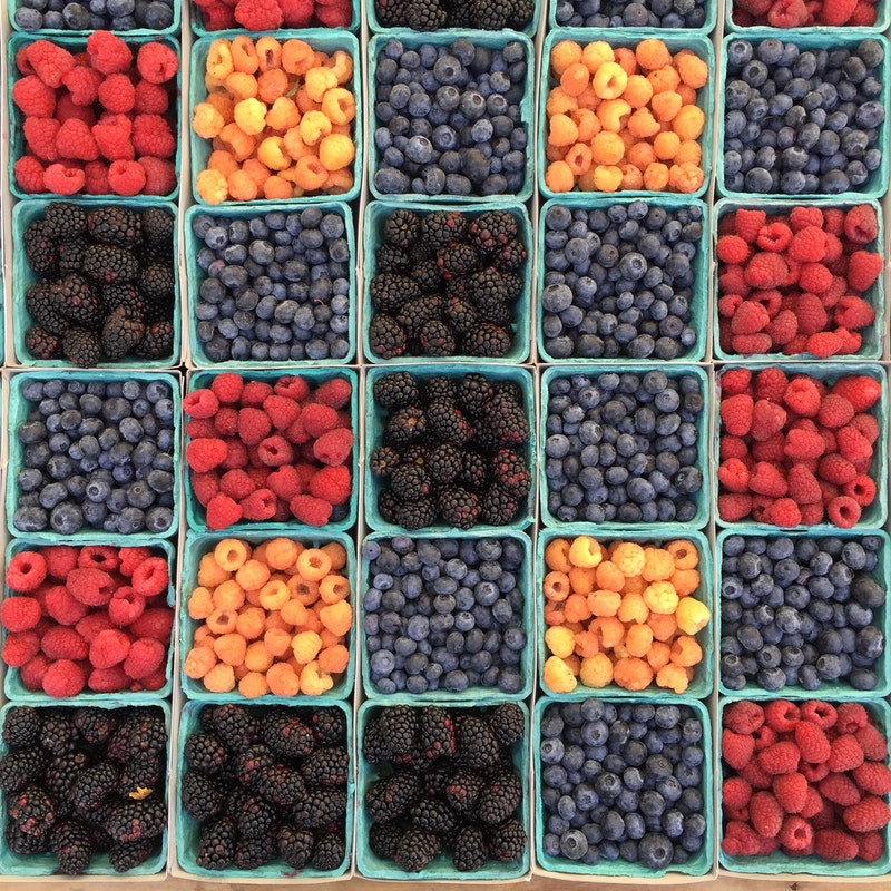 Colourful Fruits