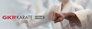 GKR Karate Prime Banner