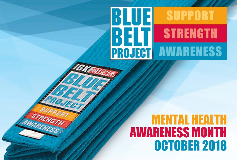 2018 GKR Karate Blue Belt Project