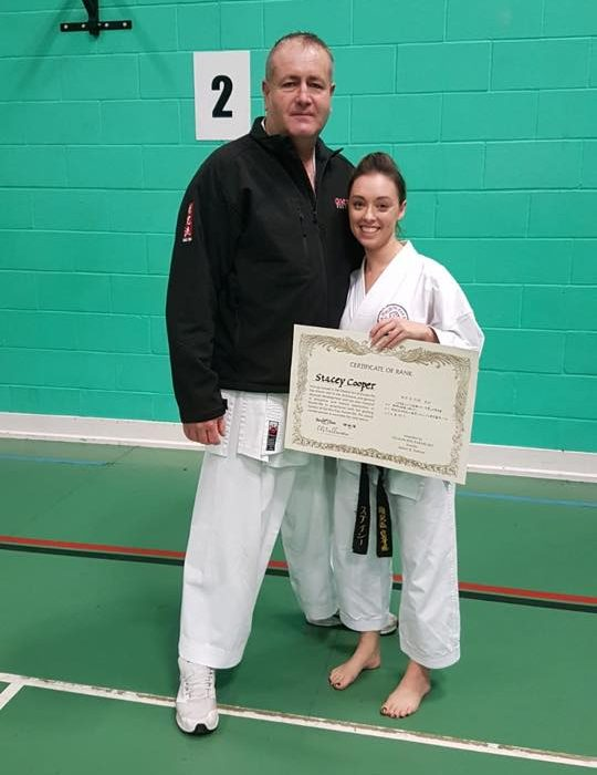 GKR Karate Gradings
