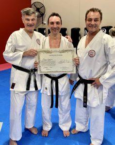 Kancho, Mark, Gary GKR Karate