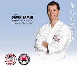 Shihan Gavin Samin