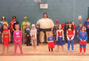 GKR Karate Superhero Class