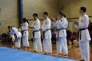 GKR Karate West Australian Kata Tournament