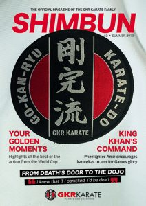 GKR Karate Shimbun Issue 2