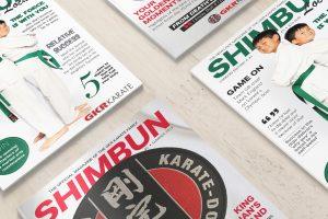 GKR Karate Shimbun