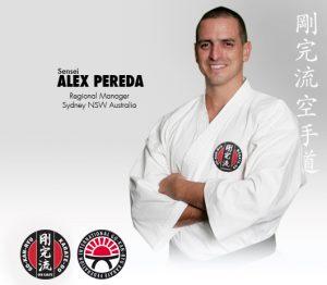 GKR Karate Alex Pereda