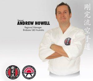 GKR Karate Andrew Howell