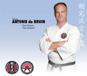 GKR Karate Antonie de Bruin