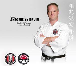 GKR Karate Antonie DeBruin