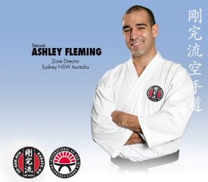 GKR Karate Ashley Fleming