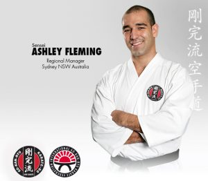 GKR Karate Ashley Flemming