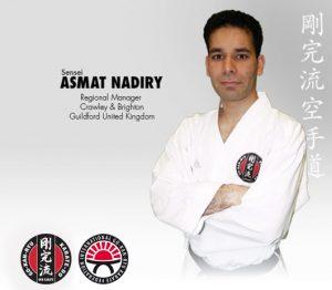 GKR Karate Asmat Nadiry