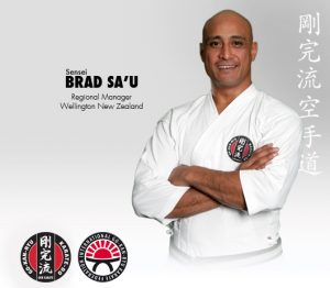 GKR Karate Brad Sa'u