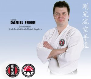 GKR Karate Daniel Freer