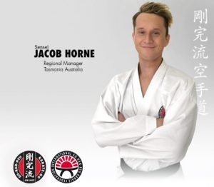 GKR Karate Jacob Horne