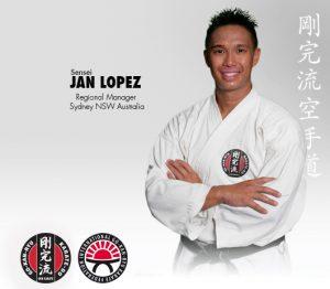 GKR Karate Jan Lopez
