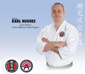 GKR Karate Karl Hughes