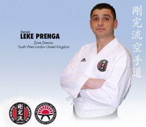 GKR Karate Leke Prenga