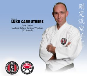 GKR Karate Luke Carruthers