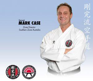 GKR Karate Mark Case