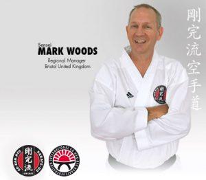 GKR Karate Mark Woods