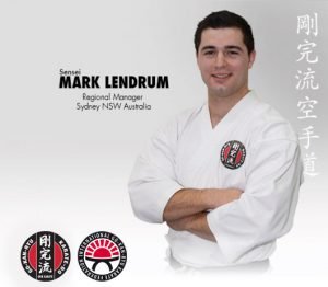 GKR Karate Mark Lendrum
