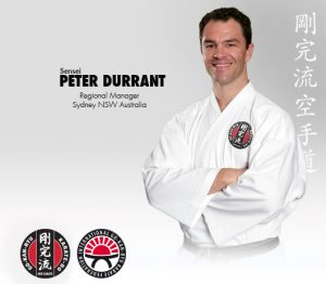 GKR Karate Peter Durrant