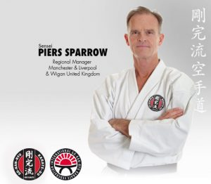 GKR Karate Piers Sparrow