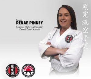 GKR Karate Renae Pinney