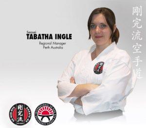 GKR Karate Tabatha Ingle