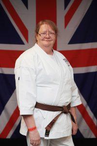 GKR Karate Linda Shanahan