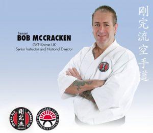 Sensei Bob McCracken