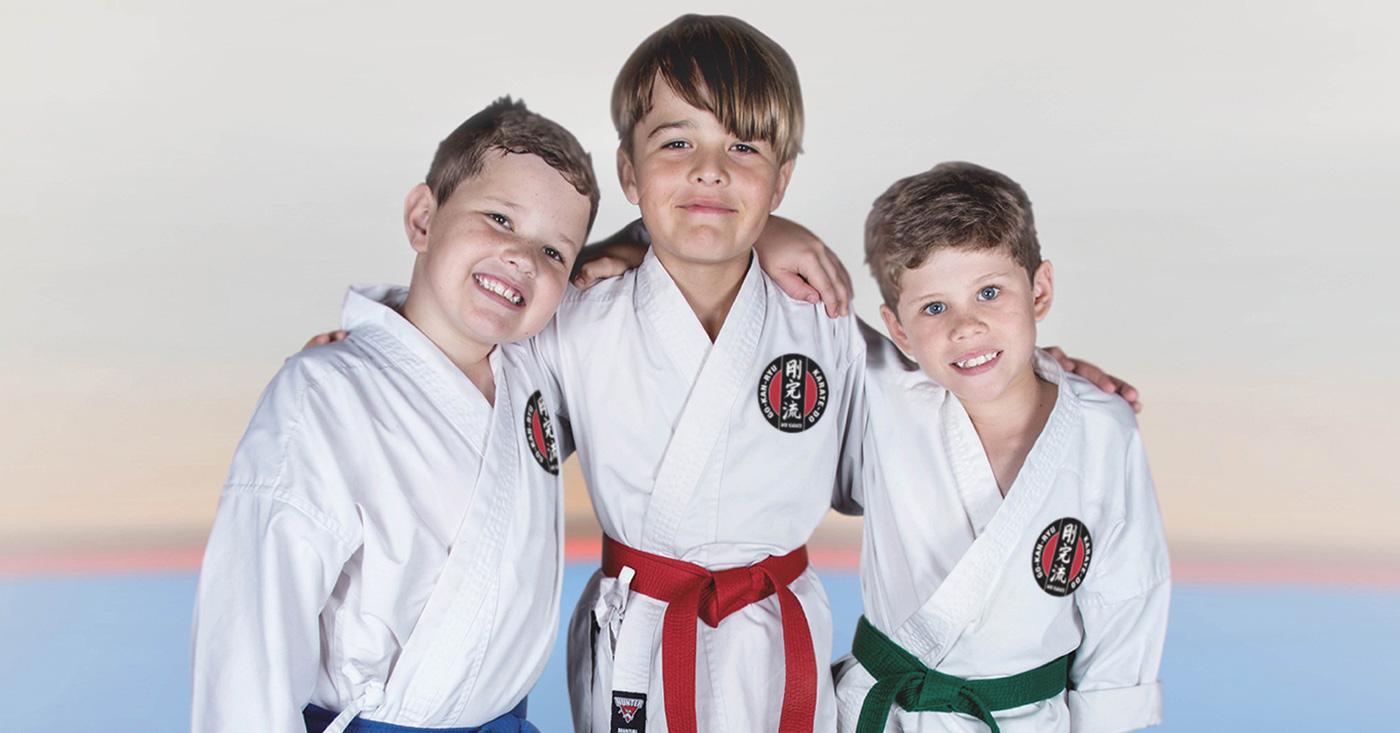 Home Karate Practice for Kids – Number Games