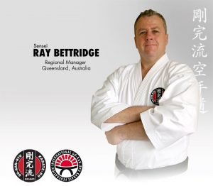 Ray Bettridge