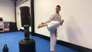 Develop Awesome Side Kicks and Hook Kicks