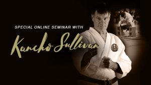 Kancho Sullivan Seminar Advertisement