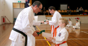 September 2020 Gradings