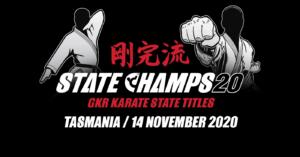 2020 State Championships - Tasmania