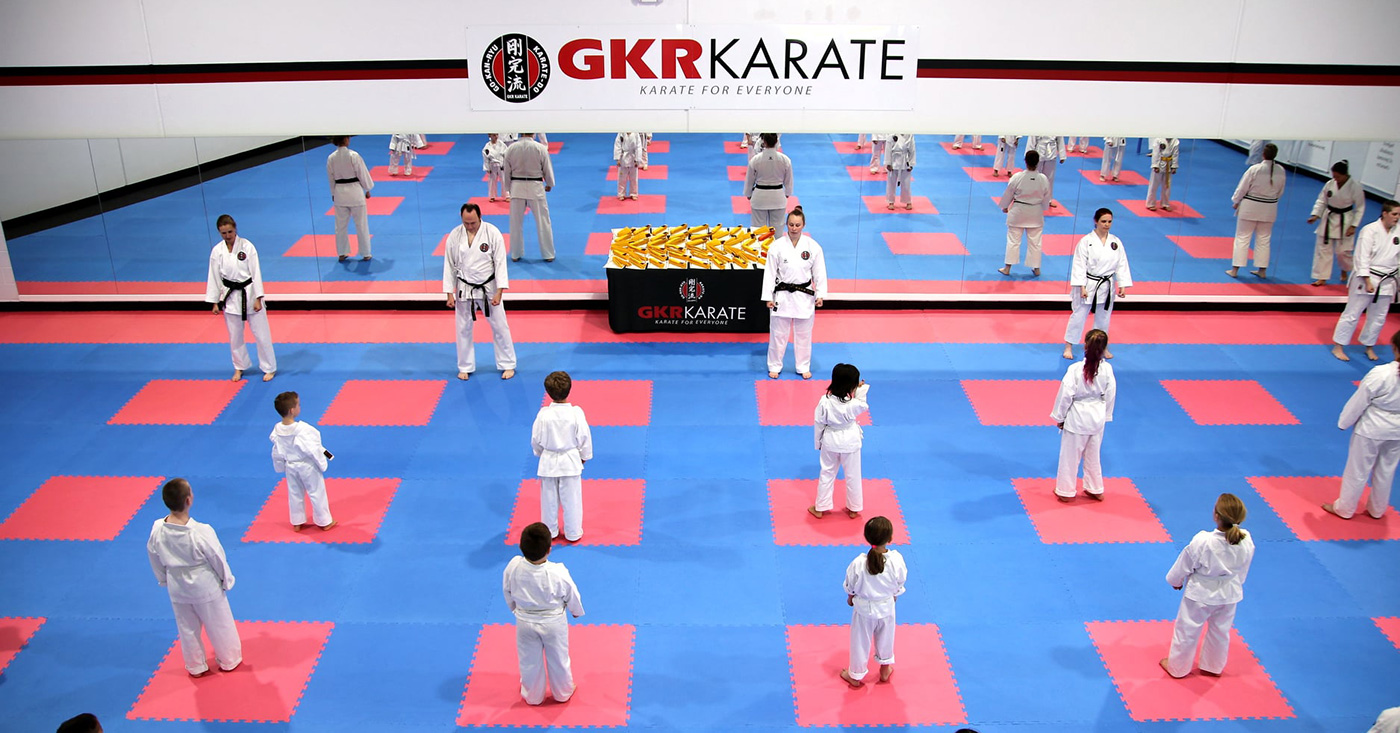 October 2020 Gradings